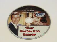 The Dick Van Dyke Show 3 Episodes Digiview Productions 1 Disc - Disc Only J5P