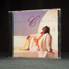 Randy Crawford - Rich And Poor - music cd album
