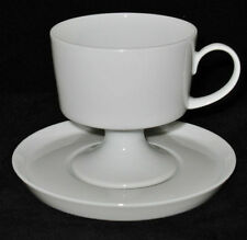 Rosenthal COMPOSITION - White Cup & Saucer Set