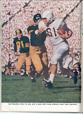 Sports Illustrated 1950s OKLAHOMA SOONERS Football Pictures Entire SI Issue MINT