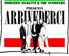 "12"" - roberto jacketti & the scooters-Arrivederci (new * new store stock listen"