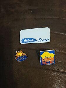 Culver's Pins