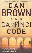 The Da Vinci Code, Dan Brown | Paperback Book | Acceptable | 9780552149518
