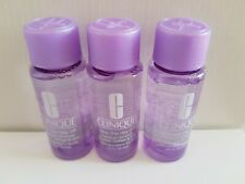 ~ NEW ~ CLINIQUE TAKE THE DAY OFF MAKEUP REMOVER 3 x 50ml TRAVEL SIZE