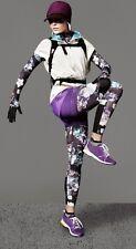 Adidas Stella McCartney Adios Adizero Boost Sneaker Primeknit Purple 9 US 7.5 UK