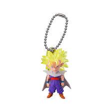 Dragon Ball Z Super Mascot PVC Keychain SD Figure~ Super Saiyan SS3 Gohan @11471