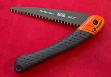 Bahco 396-JT Foldable Pruning Saw, With JT Toothing For Cutting Green Wood