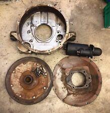 Cummins 4BT & 6BT SAE 3 Transmission/Pump Adapter Flywheel Housing Cover Starter