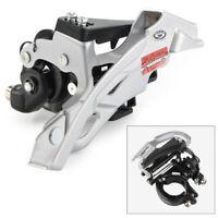 New Acera FD-M390 Front Derailleur Top Swing Triple for 9s Mountain Bike ha