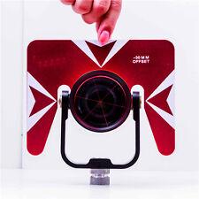 All Metal Prism w/Bag for Pentax Nikon Sokkia Topcon total station surveying