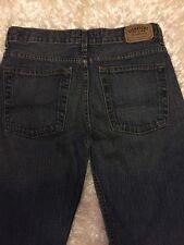 13aae4f39e657 Boys Levi Strauss Signature Slim Straight Denim Jeans size 18 Regular  Perfect