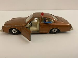 Vintage Corgi  Kojak Buick Regal Die Cast Original