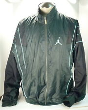 Jordan Jumpman 23 Green Nylon Light Jacket Men's Windbreaker size X-Large / XL