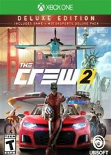 The Crew 2 Deluxe Edition Global Xbox Key