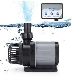Aquarium Pond Water Pump DCS Series Submersible Marine DC Return Pump Tank