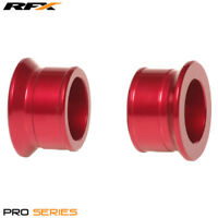 For Honda CRF 450 R 2010 RFX Pro Red Rear Wheel Spacers