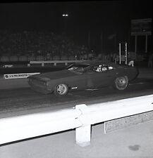 Dodge Challenger Funny Car - Vintage Drag Racing Negative