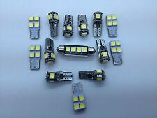 Mercedes GLK X204 + AMG FULL LED Interior Lights KIT Set 14 pcs SMD Bulbs White
