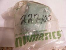New listing Numatics 227-100 (228-553B) Sol Cap Assy 120/60 New in Package