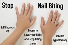 Stop Nail Biting -Self HypnosisCd-Narellan Hypnotherapy