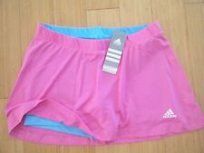 Womens Adidas Barricade Climacool Formotion Tennis Skirt Skort Shorts  Reg $45