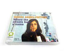 Where the Streets Had a Name by Randa Abdel-Fattah 2012 CD Unabridged AUDIOBOOK