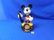 Vintage Mickey Mouse Talking Animated Phone Disney