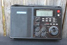 Excellent Grundig S450Dlx Am/Fm/Sw, Digital Tuner, Field Radio High Sensitivity