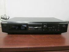 Sony Mds-Je320 MiniDisc Player Recorder No Remote [39b]