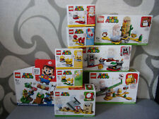 Lego Super Mario - Various Set's for Selection - Nip