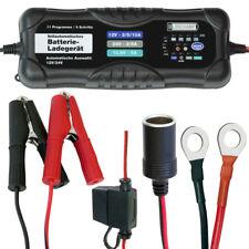 LODCHAMP 12V/24V-10A Batterieladegerät mit Erhaltungsladegerät  KFZ Auto LKW