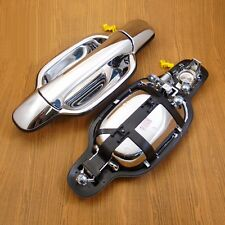 ISUZU D-MAX HOLDEN RC COLORADO CHEVROLET LUV PAIR CHROME OUTER DOOR HANDLE 04-14
