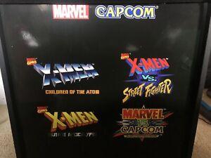 1up Arcade Marvel Comics X-men Vs Street Live Pcb Encoder Joysticks