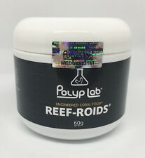 Polyplab Reef Roids Coral Food Nutritional Supplement 4 Oz Fish Zooplankton