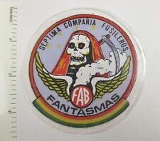 Bolivian Air Force Septima Compania Fusileros Patch Vintage Original Bolivia