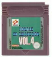 KONAMI GB COLLECTION VOL 4 - NINTENDO GAME BOY - JUEGO GBC GBA