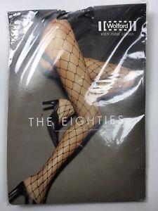 Wolford | The Eighties | Damen Strumpfhose | Gr. M | Farbe schwarz | NEU & OVP