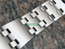 19mm Solid Stainless Steel Replacement Bracelet For 6138 UFO 6106 6119 4006
