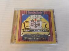 Family Circle - Best Ever Piano Melodies (CD, Jan-2000, Direct Source)