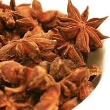 Star Anise Whole Select Grade 100% Organic Free Shipping seasoning (50g)