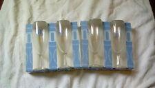 VINTAGE 4 BOXED MILLENNIUM CHAMPAGNE GLASSES LIMITED EDITION