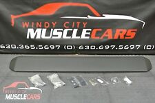 1970-76 Plymouth Scamp Decklid Go Wing Spoiler Kit J81 Mopar Authentic 3506362