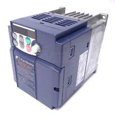 Fuji FRN0010C2S-7U 2HP 230V 1 Ph In, 230V 3 Ph Out, Frenic-Mini VFD Inverter