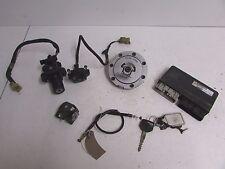Honda CBR900RR CBR900 Fireblade 02 03 HISS Lock Set, Ignition Tank Cap & CDI ECU