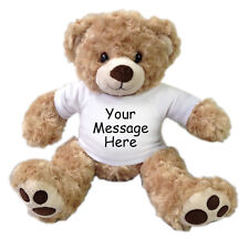 Lot of 24 Personalized Stuffed Animals w/Customer Logo on shirt