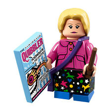 LEGO 71022 Harry Potter - Luna Lovegood - Minifigur Hogwarts Quibbler CMF Figur