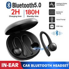 Bluetooth 5.0 Earbuds Headphones TWS Wireless Headset Stereo Earphone Waterproof