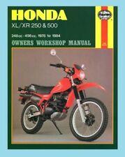 1972 Honda Xl 250 Manual Pdf