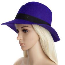 c4bd35055ac 100% Wool Wide Brim Hats for Women for sale | eBay