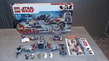 Lego Star Wars 75202 - Difesa di Crait